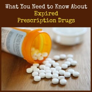 Can you take expired medications?
